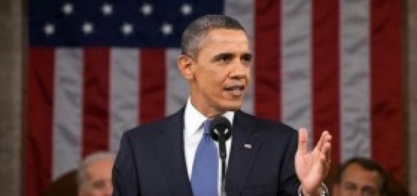 Foto del presidente Barack Obama