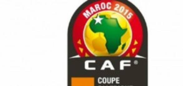 le Logo officiel de la Coupe d'Afrique des Nations