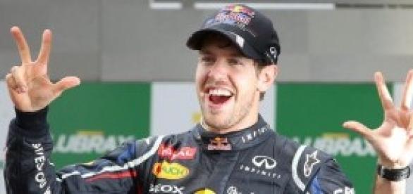 Vettel nuevo piloto Ferrari.