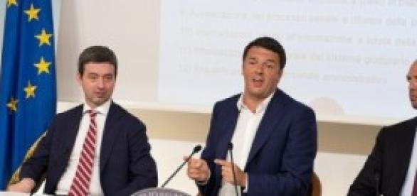 Amnistia e indulto, nessuna novità Governo Renzi