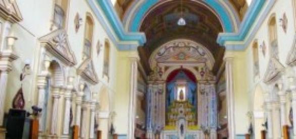 Basílica do Bom Jesus de Iguape (Wikimedia)