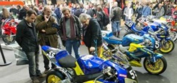 Honda de course du National Motos