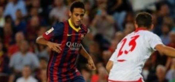 Neymar, la ilusión blaugrana.