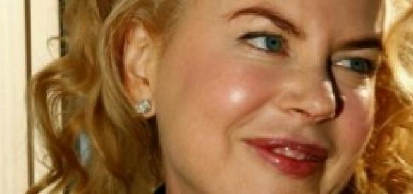 Nicole Kidman tras varias cirugías.