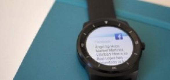El nuevo smartwatch de LG