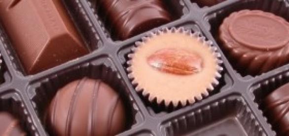 Os chocolates que contém cacau são os melhores