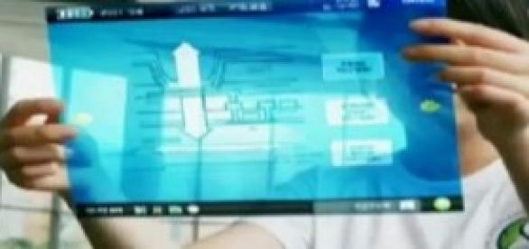Una pantalla de grafeno es posible
