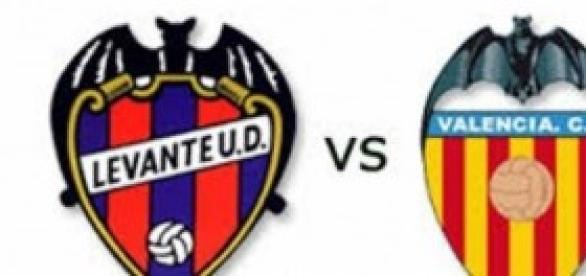 El Levante gano 2-1 al Valencia