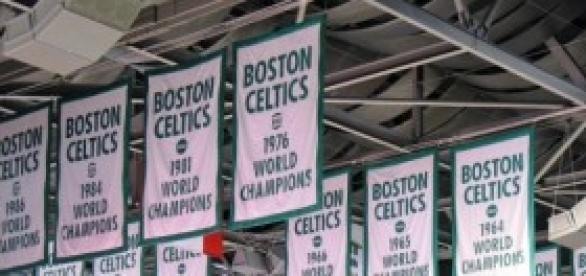 Imagen de los Boston Celtics.