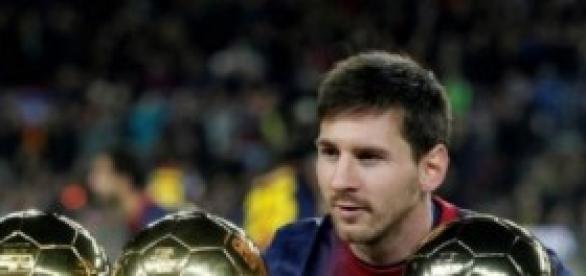 Messi, batiendo todos los records.