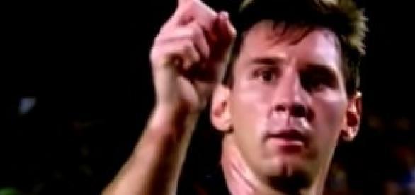 Messi en busca de un nuevo récord.