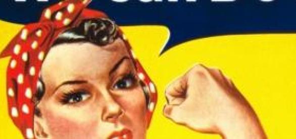 """Cartaz """"We Can Do It!"""" (""""Nós Podemos Fazer Isso!"""")"""