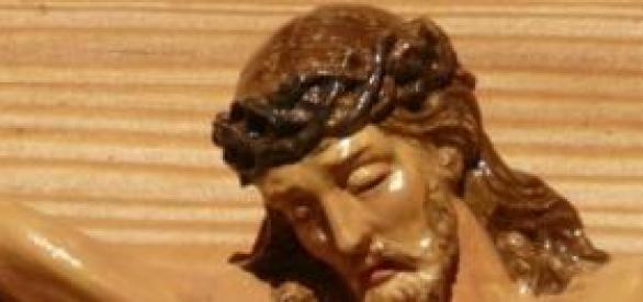 Jesus Cristo sofrendo por nós