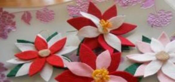 Lavoretti di natale per bambini ecco alcune idee - Modello di foglia per bambini ...