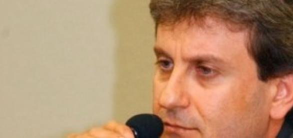 O doleiro Alberto Youssef