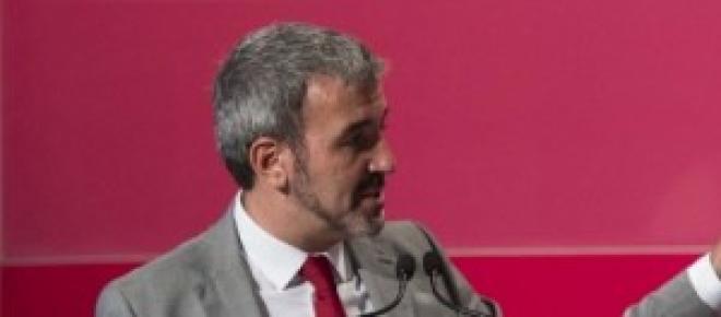 Jaume Collboni, candidato a alcalde de Barcelona