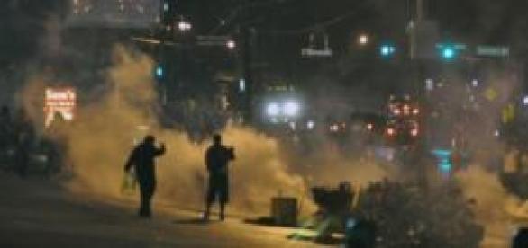 El clima social en Ferguson se complica.