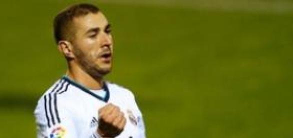 El Madrid buscará ganar con Benzema al frente.