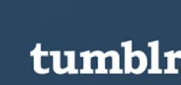 Logotipo de la red Tumblr