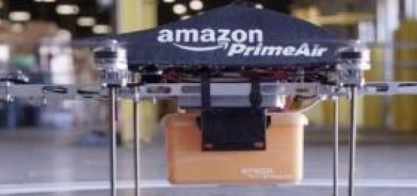 Los nuevos drones de Amazon y Google