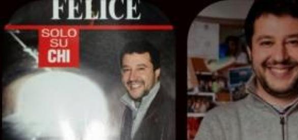 Matteo Salvini intervistato da Chi