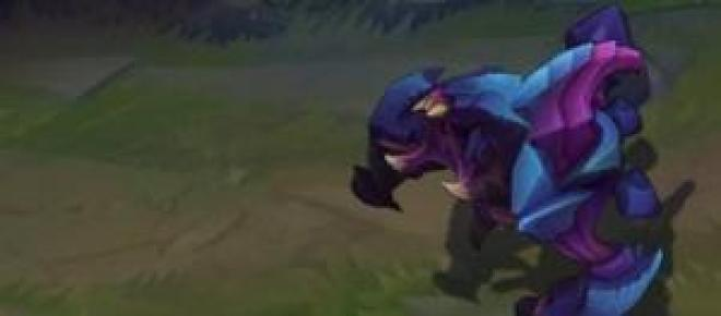 Rek' Sai, nuevo jungla de League of Legends