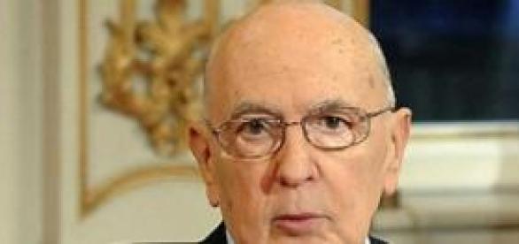Giorgio Napolitano pensa a dimissioni per Natale
