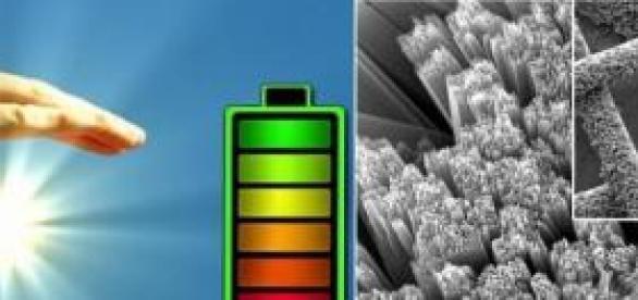 Bateria solara si procesul de creare al acesteia