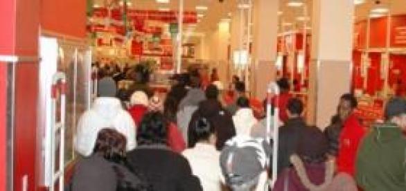 El Black Friday beneficia a centros comerciales