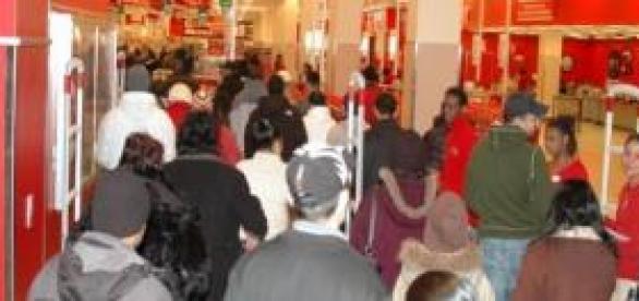 El Black Friday conviene a los centros comerciales