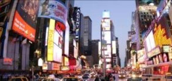 Nova York, a cidade mais populosa dos EUA