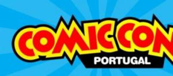 Logo da Comic Con Portugal