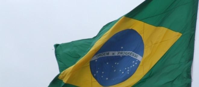 O verde-amarelo da bandeira brasileira
