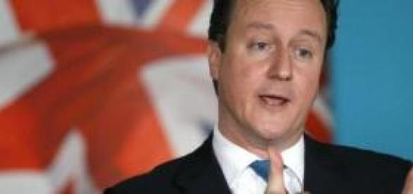 David Cameron, Premier inglese