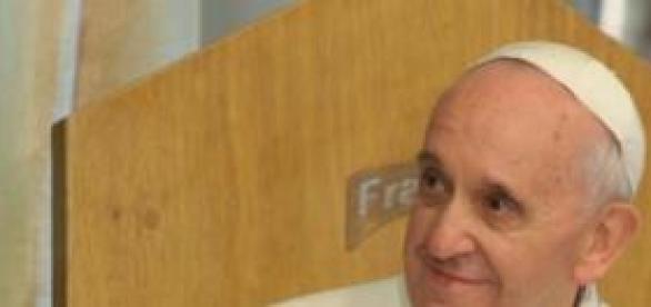 El papa Francisco en la JMJ