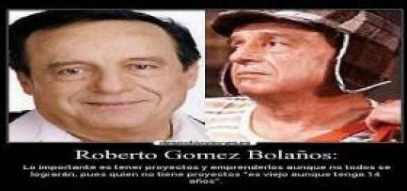"""Roberto Gómez Bolaños """"El Chavo del ocho"""" fallece"""
