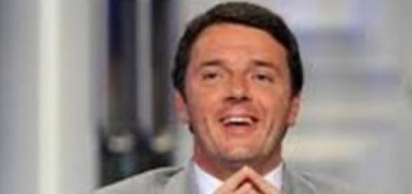 Matteo Renzi a Brescia, scontri tra manifestanti.