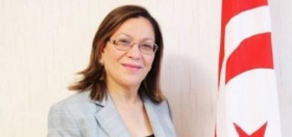 Mme Kalthoum Kannou présidente??