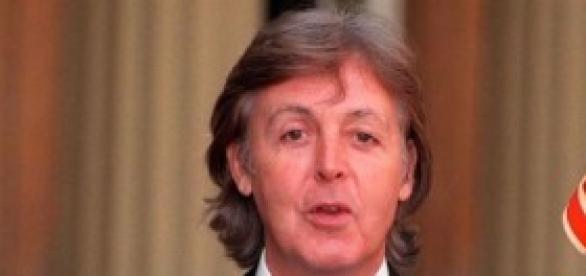Paul McCartney é ex-integrante dos Beatles