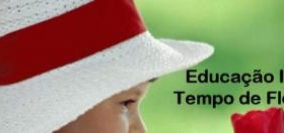 A educação  é um direito de toda criança
