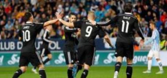 El Madrid, imparable. Foto: Real Madrid