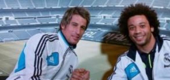 Marcelo y Coentrao, la banda izquierda madridista