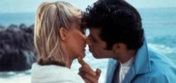 """Un momento de la película """"Grease"""""""