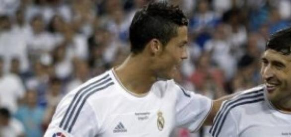 CR, a por el récord de Raúl. Foto: melty.es