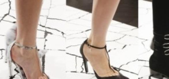 Moda otoñal en calzado para dama.