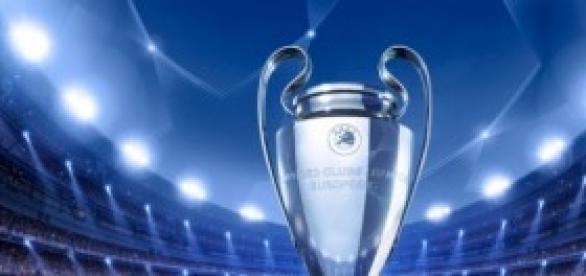 Trofeo de la Champions.