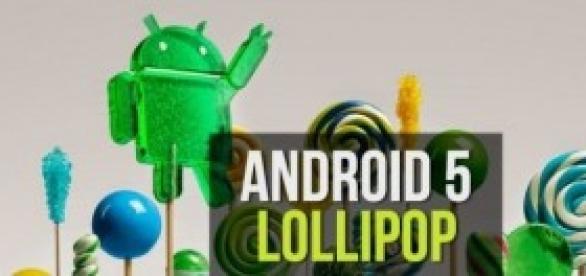 Google distribuye el Código de Fuente de Lollipop.