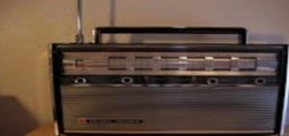 Aparelho de rádio portátil
