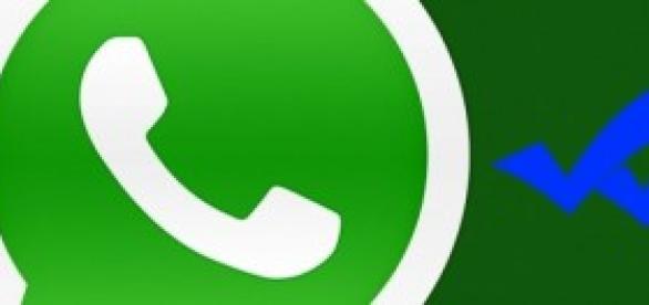 El nuevo doble tick azul de Whatsapp