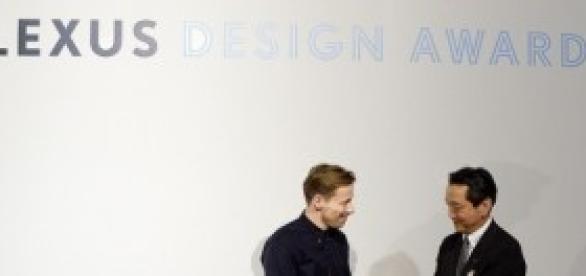 Ooho, ganó Premio Lexus 2014 jóvenes innovadores.